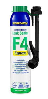 Picture of Fernox Central Heating Leak Sealer F4 Express 400ml