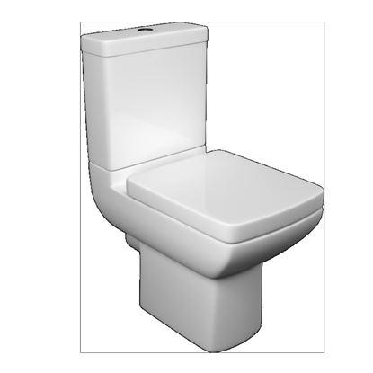 Picture of Kvit Pure Soft Close Seat