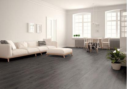 Picture of Kronoswiss Liberty Laminate Floor - Natural Oak Coal 2.131m2 per pack
