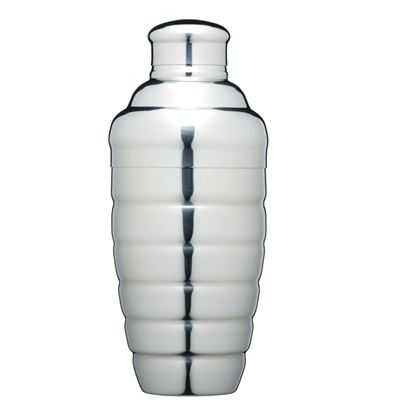 Picture of BarCraft Stainless Steel Cocktail Shaker 500ml