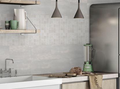 Picture of Halcon Pr Corum Ceramic Wall Tile 250 x 400mm 1.50m2 Blanco Matt