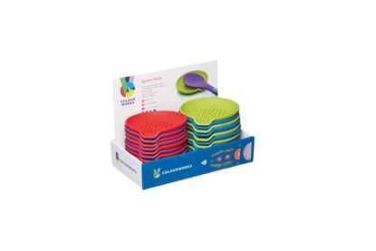 Picture of Colourworks Silicone Spoon Rest Assorted Colours Available