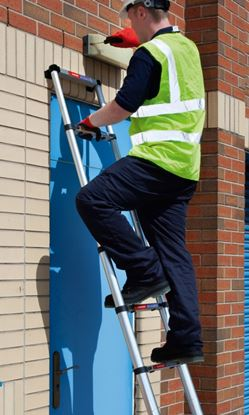 Picture of SupaTool Telescopic Ladder 3.2m
