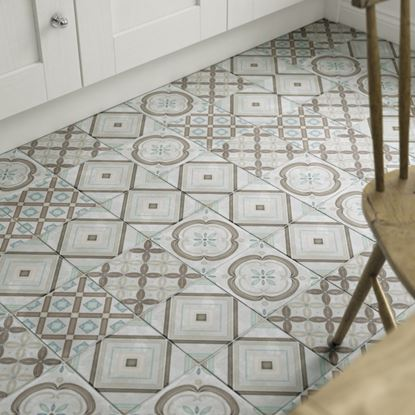 Picture of Johnson Savoy Floor Tile 1.02m2 Beige