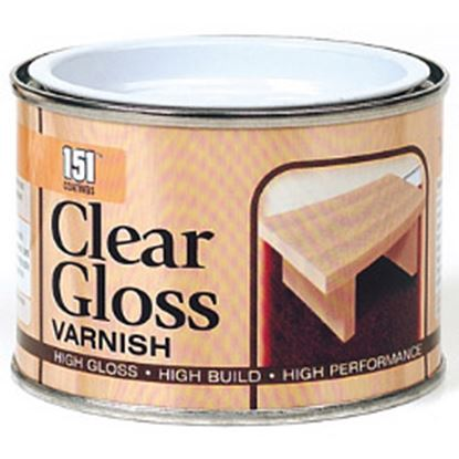 Picture of 151 Coatings Varnish 180ml Clear Gloss