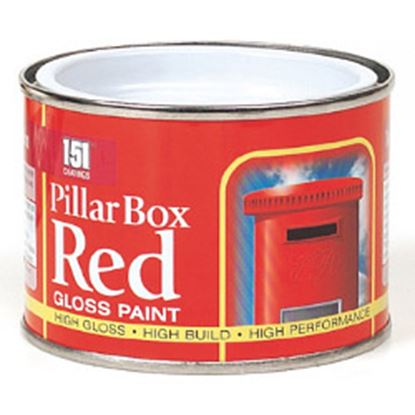 Picture of 151 Coatings Gloss Paint 180ml Pillar Box Red