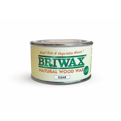 Picture of Briwax Natural Wood Wax 125g