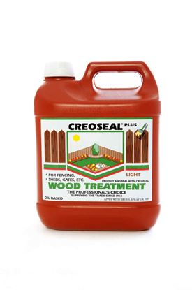Picture of Creoseal Creosote Substitute Light 4L
