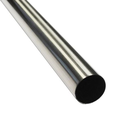 Picture of Securit Brushed Nickel Tube 25mm 6ft