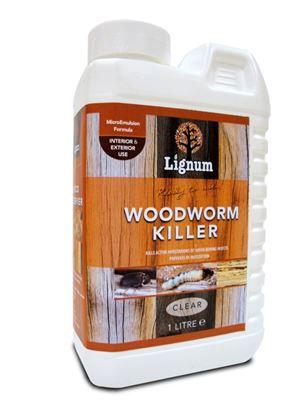 Picture of Lignum Woodworm Killer 1L