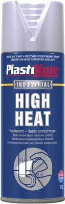 Picture of PlastiKote High Heat 400ml Aluminium