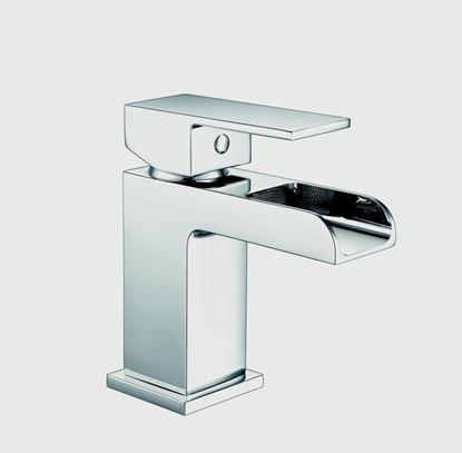 Picture of SP Cascade Mono Basin Mixer Tap H 138mm D 133mm