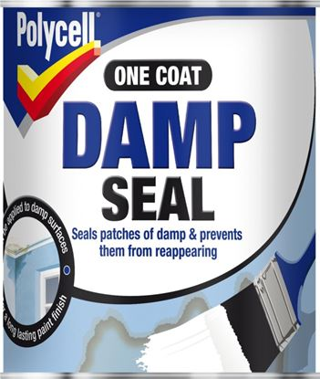 Picture of Polycell One Coat D Seal 1L