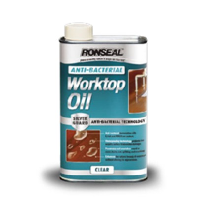 Picture of Ronseal Anti-Bacterial Worktop Oil 1ltr