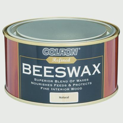 Picture of Ronseal Colron Refined Beeswax Clear 400g