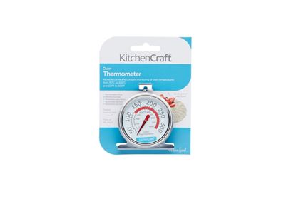 Picture of KitchenCraft Stainless Steel Thermometer 7cm