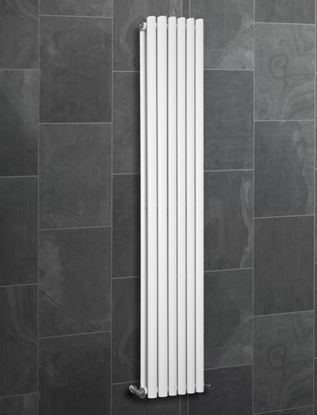 Picture of SP Ashford Designer Radiator White 1800 x 360mm