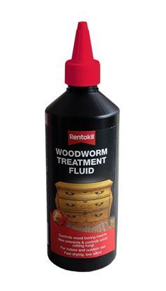 Picture of Rentokil Woodworm Treatment 500ml