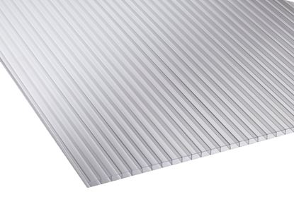 Picture of Ariel Corotherm Clear Twinwall Sheet 1220mm x 610mm x 4mm