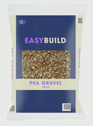 Picture of Deco-Pak Pea Gravel 10mm 25kg Trade Pack