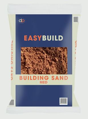 Picture of Deco-Pak Red Building Sand 25kg Trade Pack