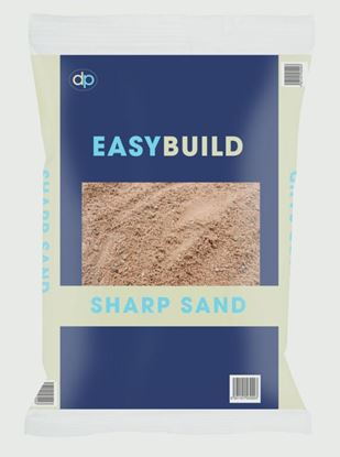 Picture of Deco-Pak Sharp Sand 25kg Trade Pack