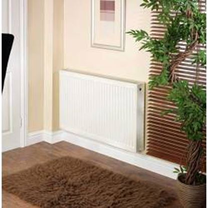 Picture of SupaPlumb Double Compact Radiators 600 x 1800mm