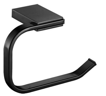 Picture of Blue Canyon Albany Toilet Roll Holder Black