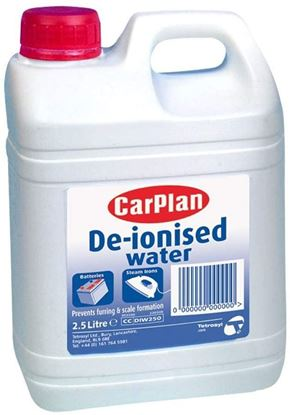 Picture of Carplan De-Ionised Water 2.5L