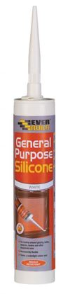 Picture of Everbuild General Purpose Silicone C3   Clear 310ml
